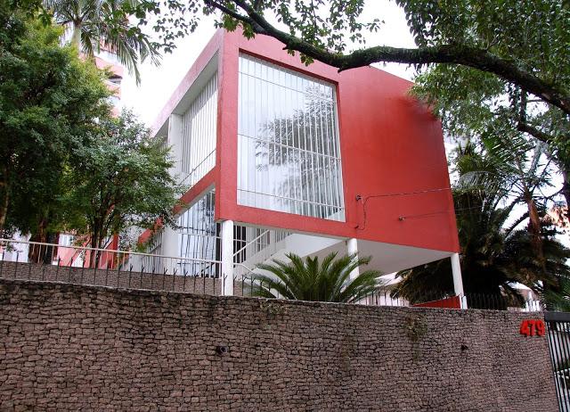 Casa João Bettega - 1944 - Vilanova Artigas